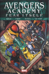 Cover Thumbnail for Fear Itself: Avengers Academy (Marvel, 2012 series)