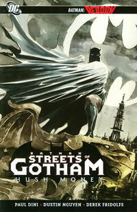 Cover Thumbnail for Batman: Streets of Gotham – Hush Money (DC, 2011 series)