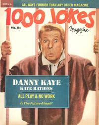 Cover Thumbnail for 1000 Jokes (Dell, 1939 series) #107
