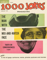 Cover Thumbnail for 1000 Jokes (Dell, 1939 series) #120