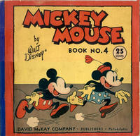Cover Thumbnail for Mickey Mouse (David McKay, 1931 series) #4