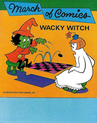 Cover for March of Comics (Western, 1946 series) #434