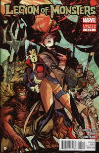 Cover Thumbnail for Legion of Monsters (Marvel, 2011 series) #4