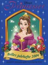 Cover Thumbnail for Disney Prinsesser julekalender (Hjemmet / Egmont, 2002 series) #2004
