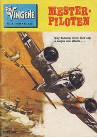 Cover Thumbnail for På Vingene (Serieforlaget / Se-Bladene / Stabenfeldt, 1963 series) #10/1969