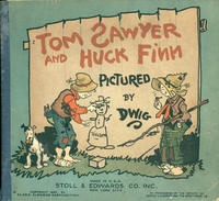 Cover Thumbnail for Tom Sawyer and Huck Finn (Stoll & Edwards Co., 1925 series)