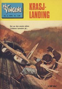 Cover Thumbnail for På Vingene (Serieforlaget / Se-Bladene / Stabenfeldt, 1963 series) #6/1970
