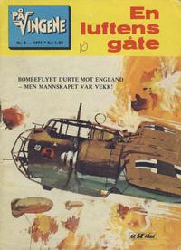 Cover Thumbnail for På Vingene (Serieforlaget / Se-Bladene / Stabenfeldt, 1963 series) #5/1971