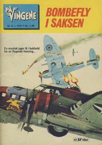 Cover Thumbnail for På Vingene (Serieforlaget / Se-Bladene / Stabenfeldt, 1963 series) #8/1971