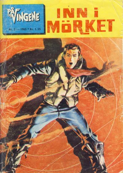 Cover for På Vingene (Serieforlaget / Se-Bladene / Stabenfeldt, 1963 series) #2/1965