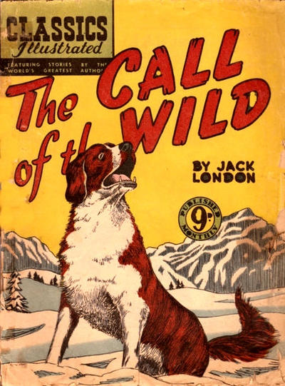 Cover for Classics Illustrated (Ayers & James, 1949 series) #65