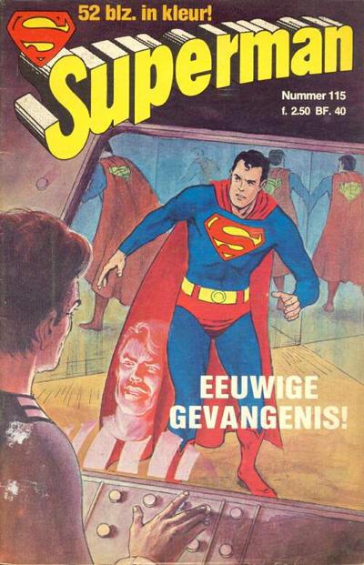 Cover for Superman Classics (Classics/Williams, 1971 series) #115