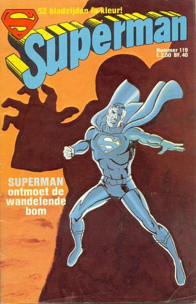 Cover for Superman Classics (Classics/Williams, 1971 series) #119