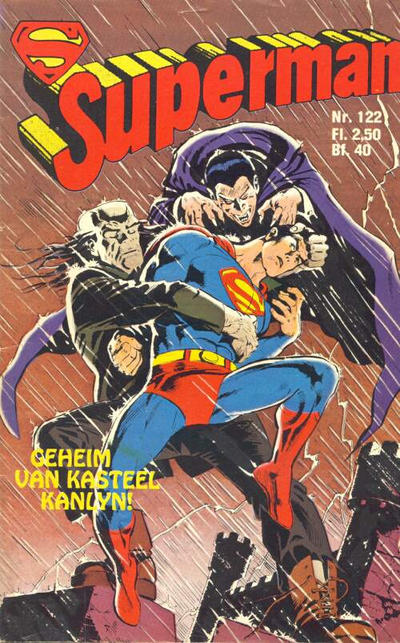Cover for Superman Classics (Classics/Williams, 1971 series) #122
