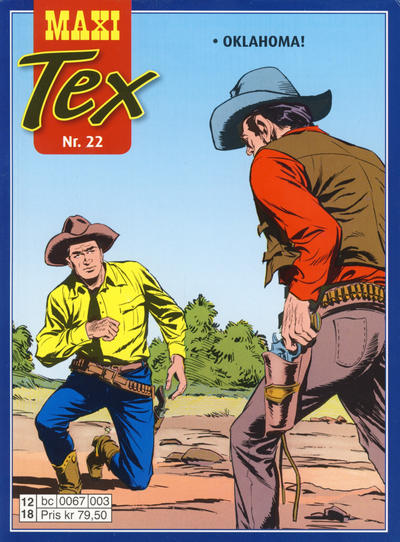 Cover for Maxi Tex (Hjemmet / Egmont, 2008 series) #22