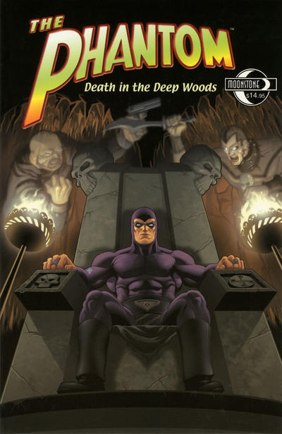 Cover for The Phantom: Death in the Deep Woods (Moonstone, 2005 series) #[nn]