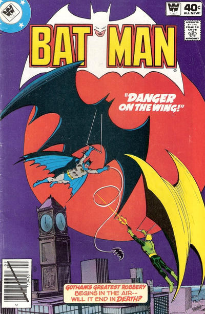 Cover for Batman (DC, 1940 series) #315