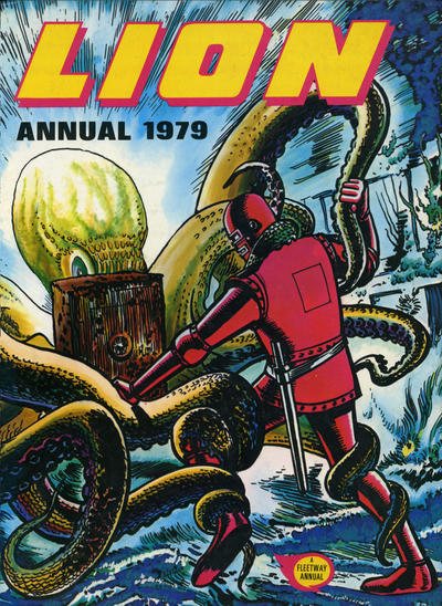 Cover for Lion Annual (Fleetway Publications, 1954 series) #1979