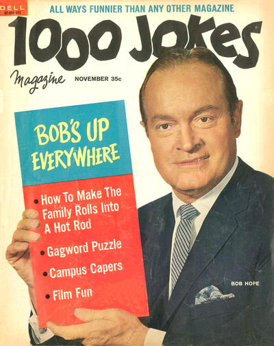 Cover for 1000 Jokes (Dell, 1939 series) #111