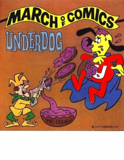 Cover for March of Comics (Western, 1946 series) #438