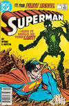 Cover for Superman (DC, 1987 series) #1 [Canadian]