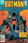 Cover for Batman (DC, 1940 series) #402 [Canadian]