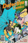 Cover for Detective Comics (DC, 1937 series) #570 [Canadian Newsstand Edition]