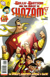 Cover for Billy Batson & the Magic of Shazam! (DC, 2008 series) #1 [Direct Sales]