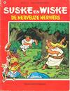 Cover for Suske en Wiske (Standaard Uitgeverij, 1967 series) #69 - De nerveuze Nerviërs [Herdruk uit 1980]