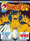 Cover for ThunderCats (Marvel UK, 1987 series) #44