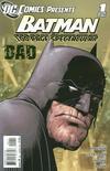 Cover for DC Comics Presents: Batman – Bad (DC, 2012 series) #1