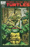 Cover for Teenage Mutant Ninja Turtles (IDW, 2011 series) #4 [Global Conquest Edition]