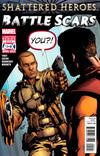 Cover for Battle Scars (Marvel, 2012 series) #5