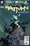 Cover for Batman (DC, 2011 series) #8 [Direct Sales]