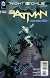 Cover Thumbnail for Batman (2011 series) #8 [Direct Sales]