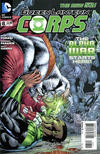 Cover for Green Lantern Corps (DC, 2011 series) #8