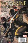 Cover for Wolverine: Origins (Marvel, 2006 series) #21 [Newsstand]