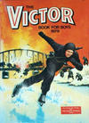 Cover for The Victor Book for Boys (D.C. Thomson, 1965 series) #1979