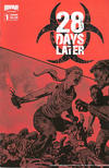 Cover Thumbnail for 28 Days Later (2009 series) #1 [2nd printing]