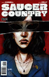 Cover for Saucer Country (DC, 2012 series) #2
