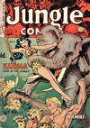 Cover for Jungle Comics (H. John Edwards, 1950 ? series) #25
