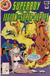 Cover for Superboy & the Legion of Super-Heroes (DC, 1977 series) #252 [Whitman]