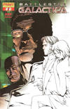 Cover for Battlestar Galactica (Dynamite Entertainment, 2006 series) #2 [RRP Edition]