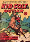 Cover for Kid Colt Outlaw (Horwitz, 1952 ? series) #39