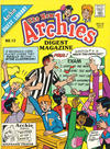 Cover for The New Archies Comics Digest Magazine (Archie, 1988 series) #12