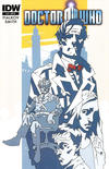 Cover for Doctor Who (IDW, 2011 series) #16