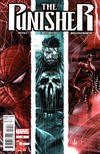 Cover Thumbnail for The Punisher (2011 series) #10 [Direct Edition - Marco Checchetto Cover]