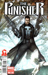 Cover for The Punisher (Marvel, 2011 series) #10 [Variant Edition - Adi Granov Cover]