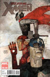 Cover Thumbnail for Wolverine & the X-Men (2011 series) #9 [Avengers Art Appreciation Variant Cover by Alex Maleev]