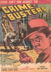 Cover for Crime-Busters (Horwitz, 1950 ? series) #15